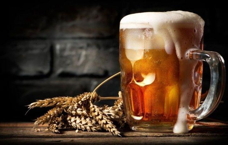 Beer is full of fibre