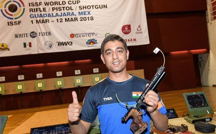 9 Indian Shooters Ranked In The Top 10