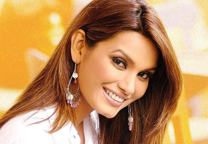 A picture of 1997 Miss World diana Hayden