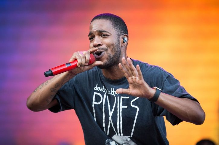 A picture of Kid Cudi.