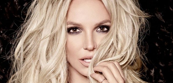 A picture of pop star Britney Spears