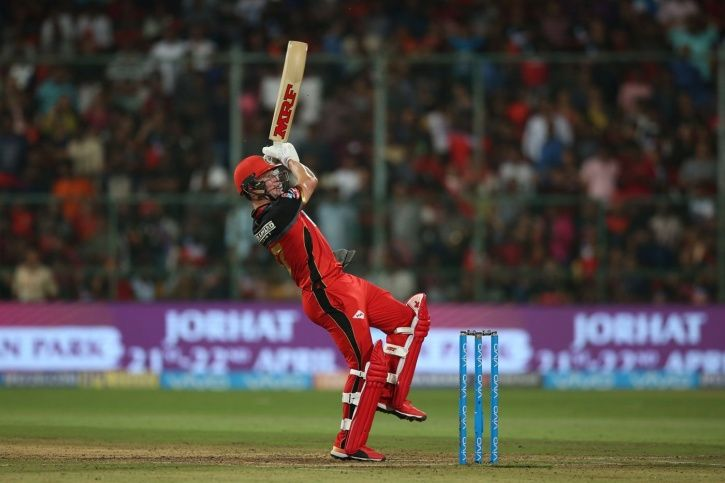 AB de Villiers slammed 90 not out in 39 balls