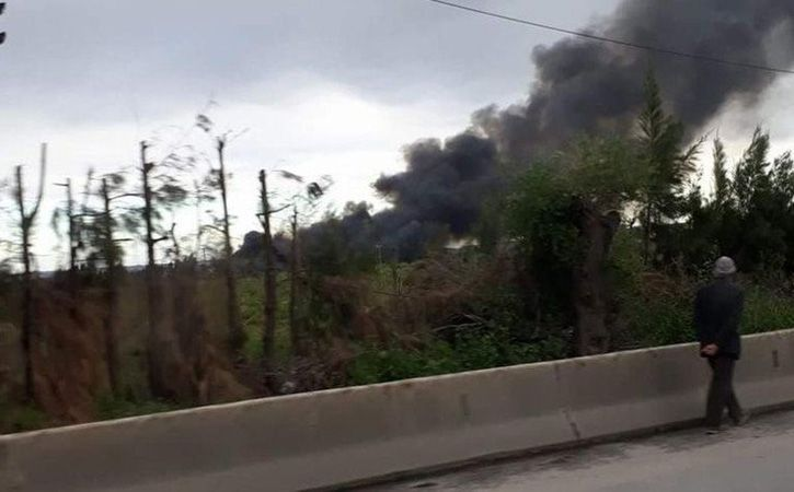 Algerian Military Plane With More Than 100 On Board Crashes