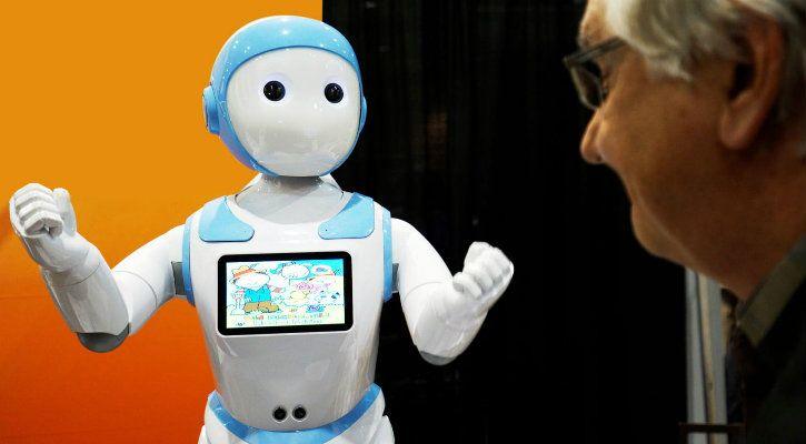 amazon home robot
