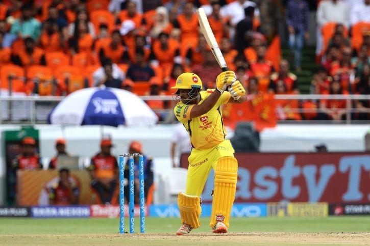 Ambati Rayudu made 79 in 37 balls