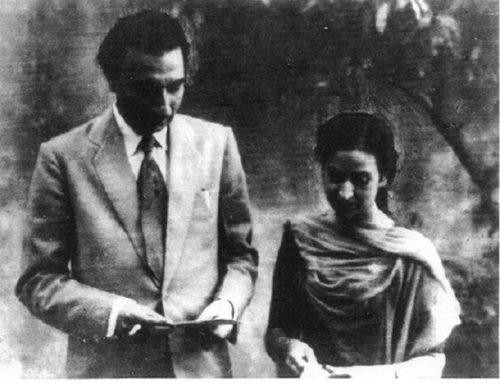 Amrita and Sahir
