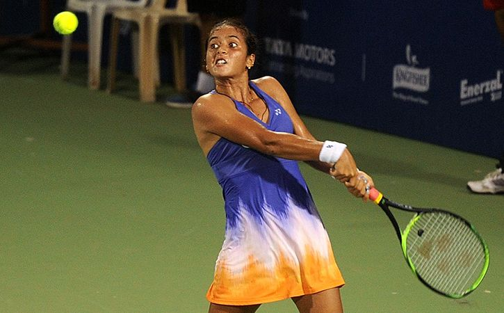 Ankita Fifth Indian Female To Break Top 200 Barrier