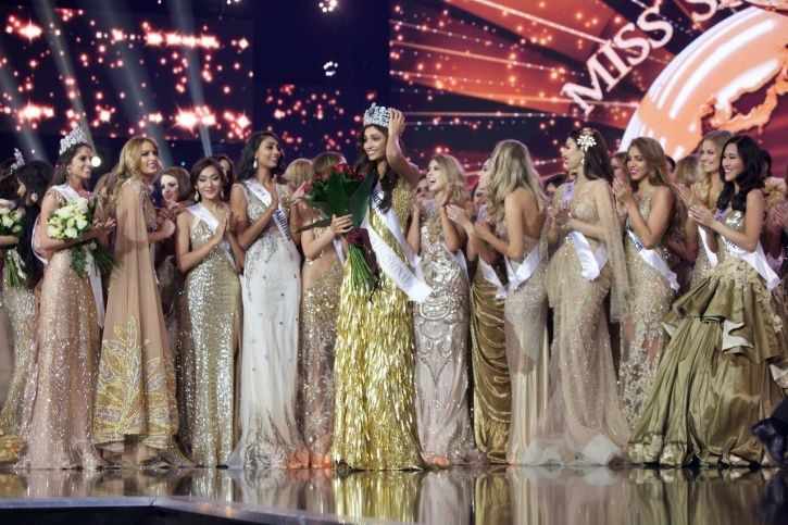 beauty pageant