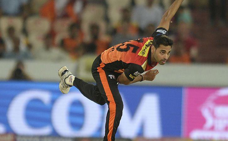 Bhuvneshwar Kumar Did Not Bowl For Four Overs