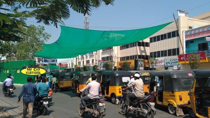 Biking In This Andhra town During The Hot Summer Got A Lot Cooler