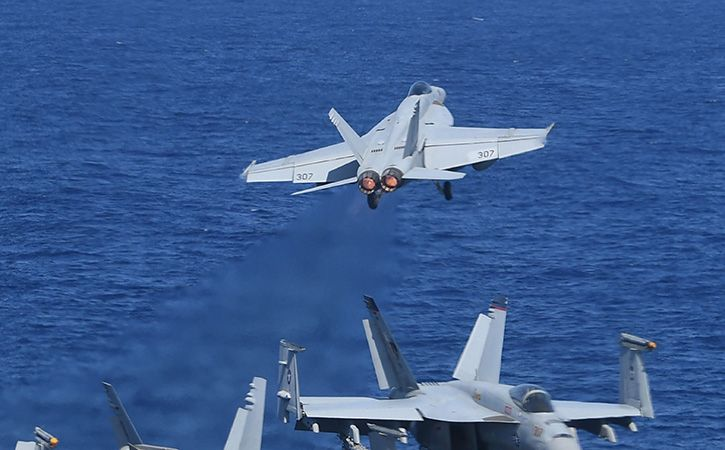 Boeing FA 18 Super Hornet Fighter Planes To Be Made In India