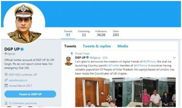boy makes fake Twitter handle