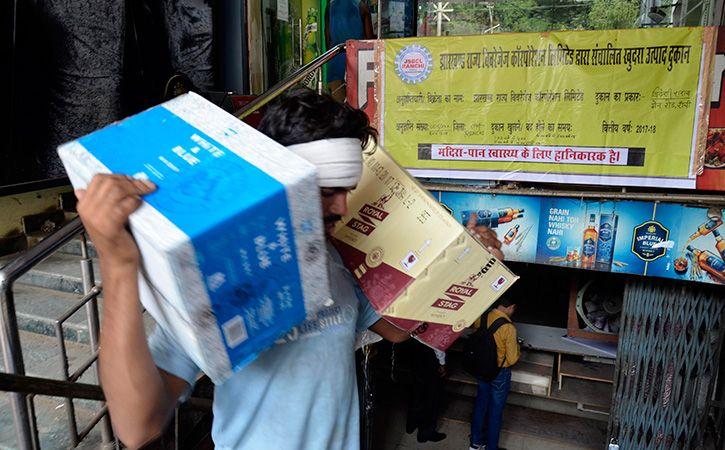 Can not bring more than one liquor bottle delhi to uttar pradesh