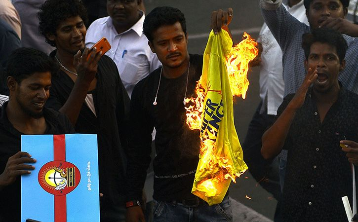 Cauvery Protests Flush IPL Out Of Chennai