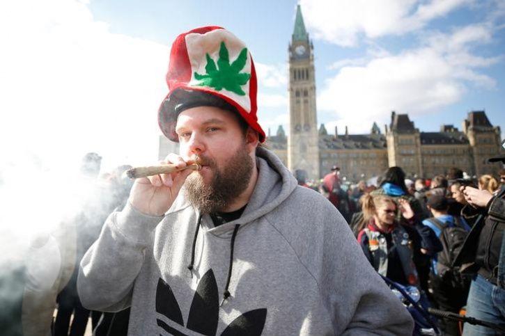 Celebration of marijuana 11