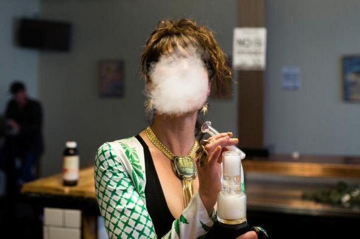 Celebration of marijuana 1