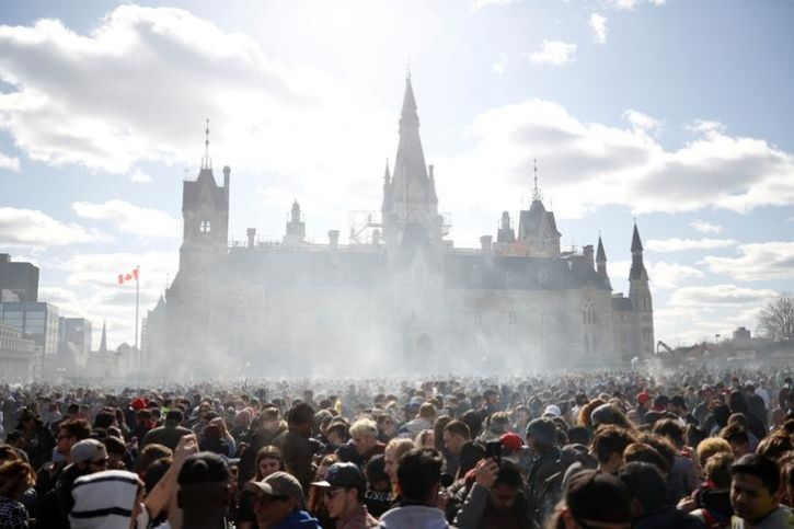 Celebration of marijuana 2