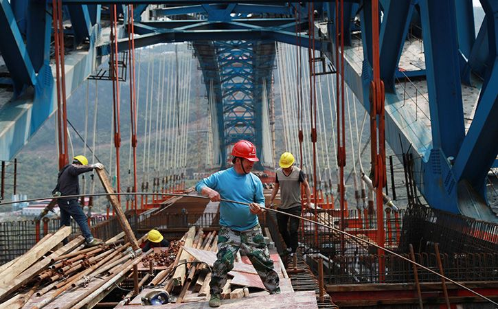 China Exporting Debt Through Silk Road Projects IMF Chief Warns