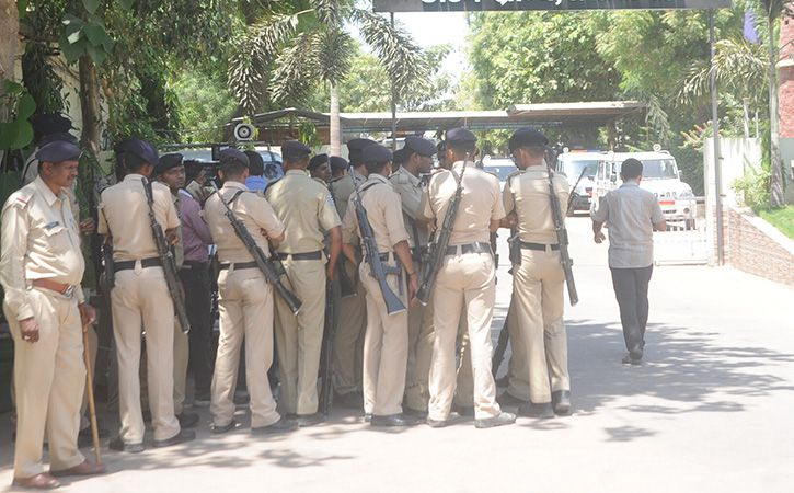 Constables In Gujarat Are Engineers MBAs And Techies