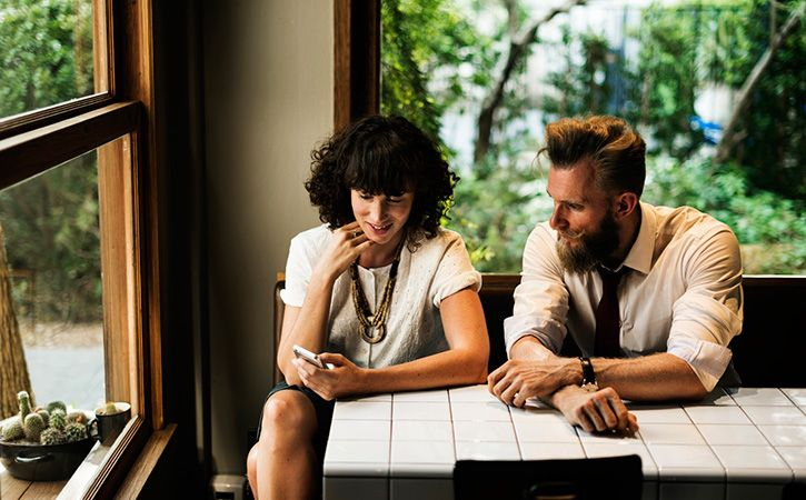 Decoding The Work Spouse Situation