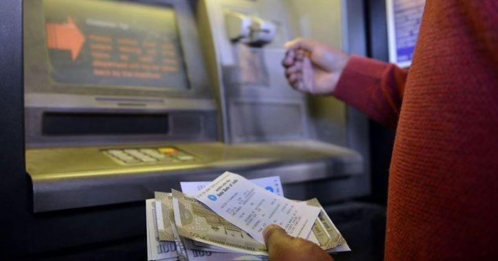 Delhi ATM Thief