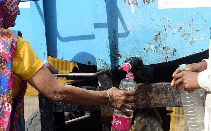 Delhi May Soon Run Out Of Water