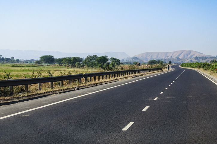 Delhi Mumbai super expressway
