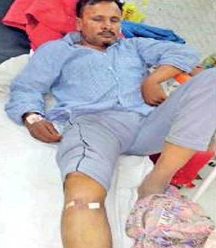 Delhi Surgeon Operates On Leg Of Patient With Head Injury