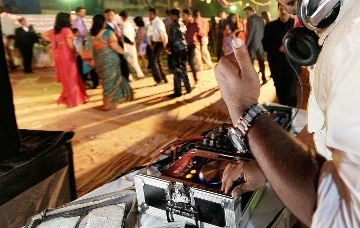DJ Shot Dead At Wedding Party In Delhi