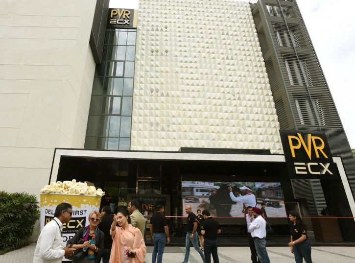 Food Items At Multiplexes