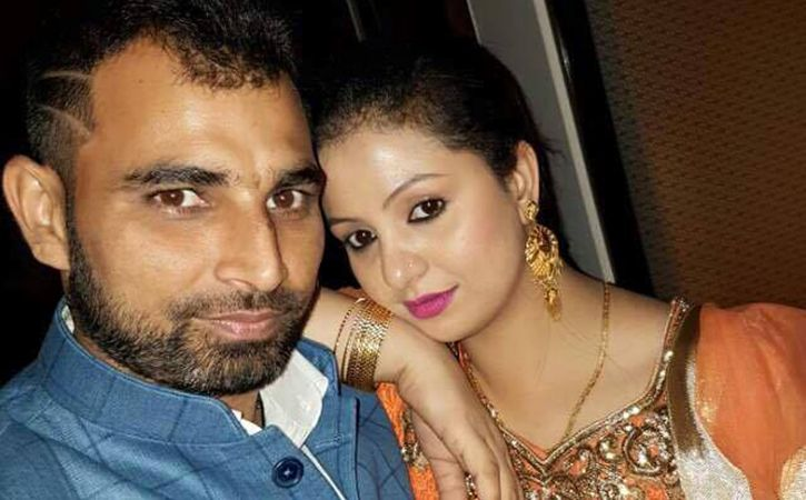 Hasin jahan file another complaint against mohammed shami