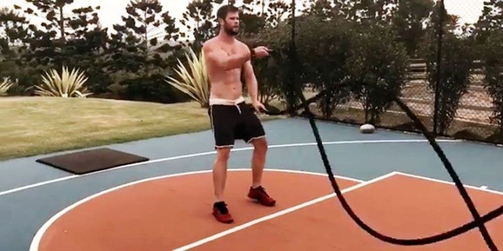 Here's How Chris Hemsworth Trained To Transform To Play Thor For 'Avengers: Infinity War'