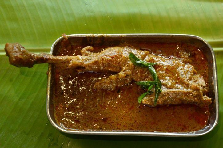 Hyderabadi chicken curry