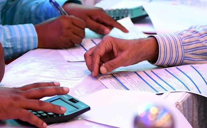 income tax return form