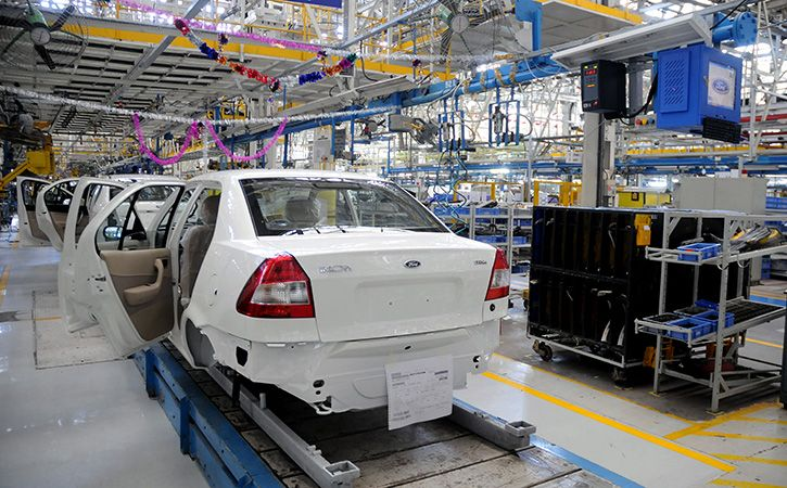 India Pips Germany To Be Number 4 Car Market