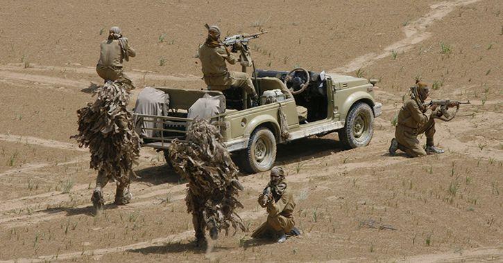 Indian army para commandos