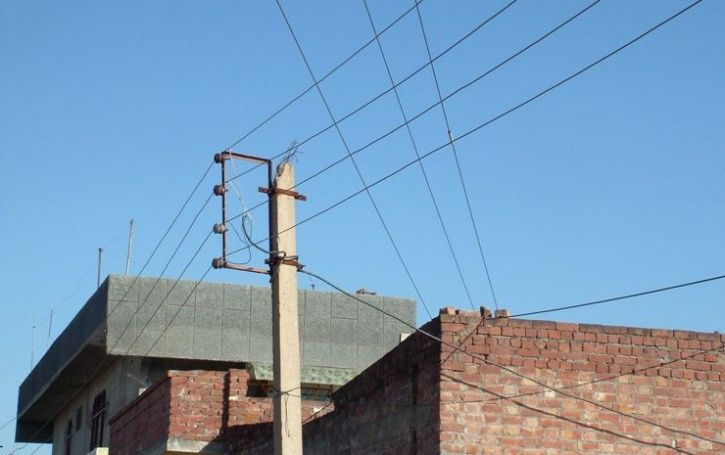 Indian Village electricity