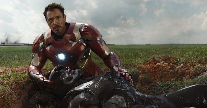 iron man dead in avengers infinity war