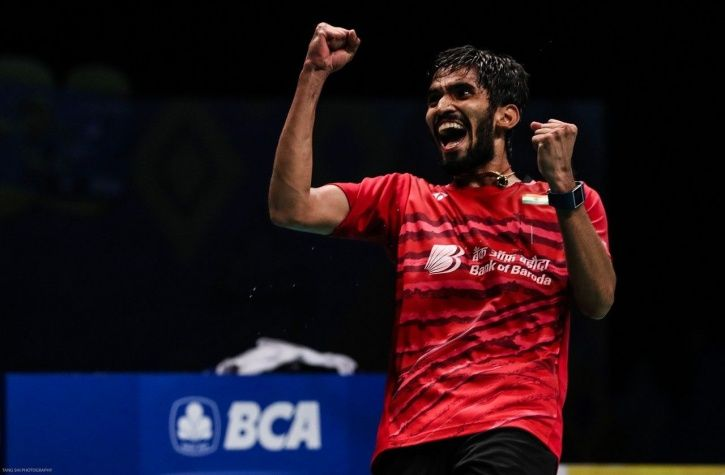Kidambi Srikanth is all set to create history