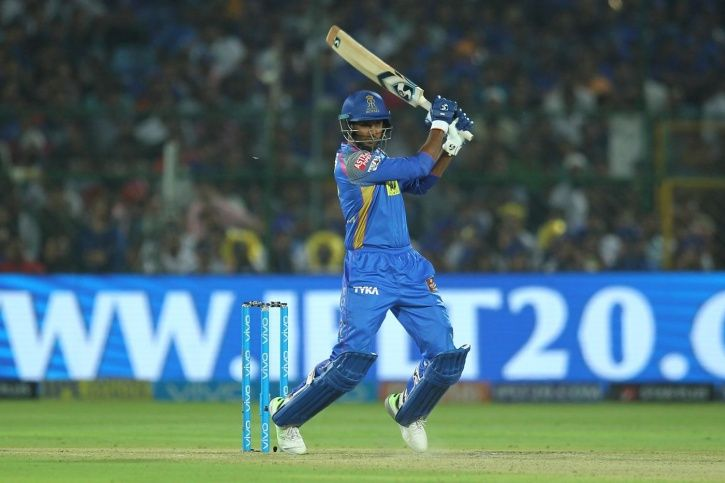 Krishnappa Gowtham slammed 33 not out in 11 balls