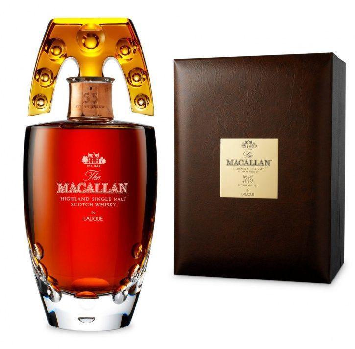 Macallan 55-Year-Old