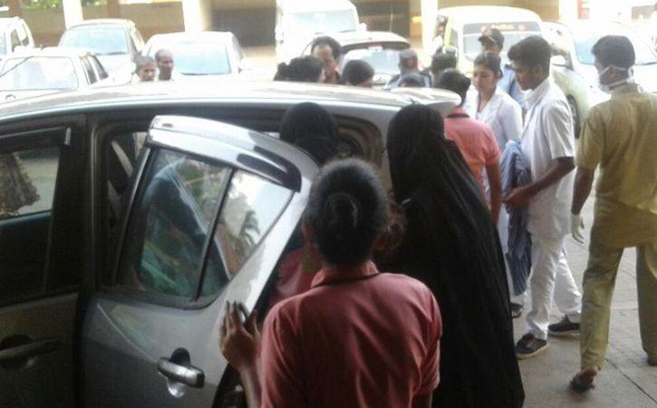 Mangaluru cop plays saviour woman delivers baby in his car