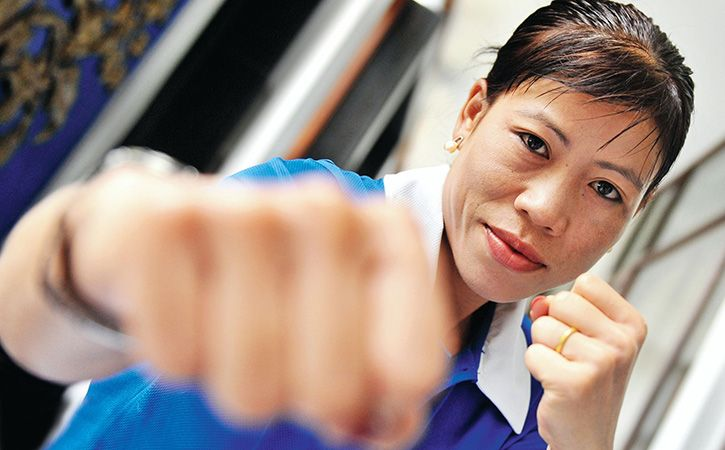 Mary Kom Needs Just One Victory To Ensure Herself A Medal
