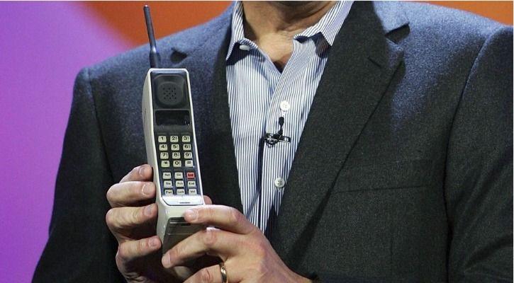 Motorola DynaTAC 800x