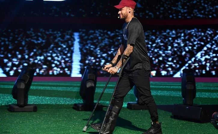Neymar Is Recovering And Will Be Back For FIFA World Cup