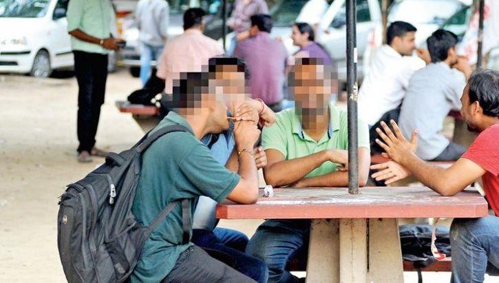 no smoking in iit delhi