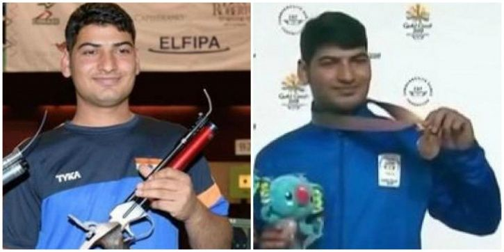 Om Mitharwal has two medals at CWG 2018