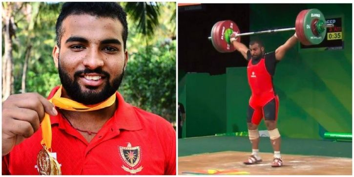 Our lifters have won out of 13 medals at CWG 2018
