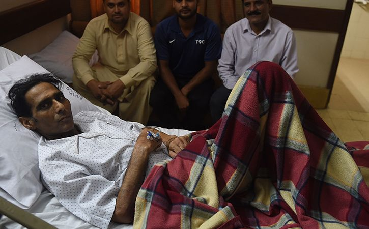 Pakistani Hockey Legend Gets Support From Doctors In Chennai