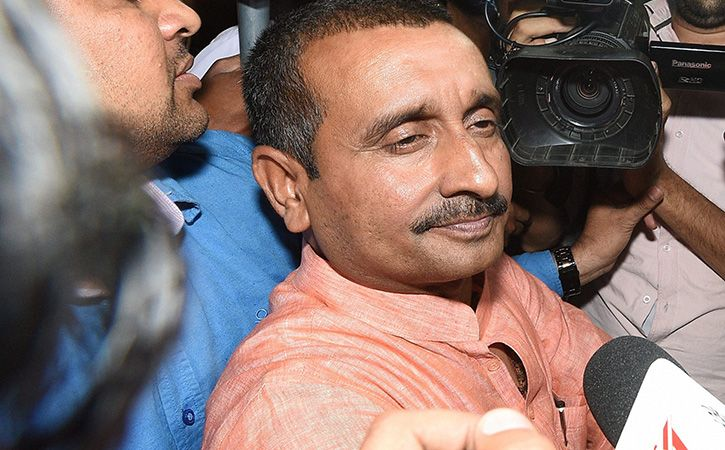 Police Files FIR Againstn Kuldeep Singh Senger